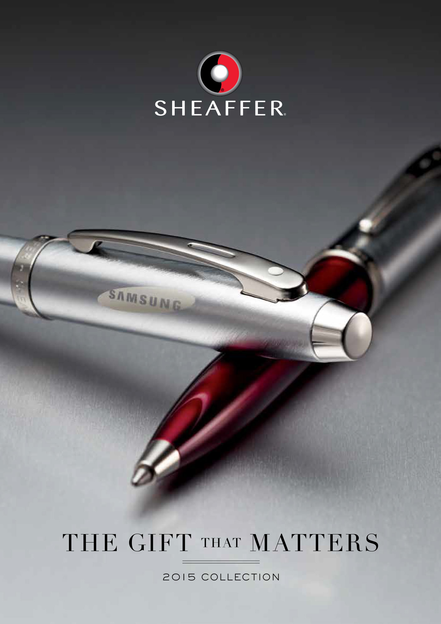 Catalog Sheaffer 2015 B2B